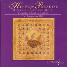 CD- Hymns of Paradise: Hymns of Life and Hope (Orthodox Chant in English) -NEW