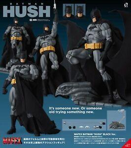 MAFEX DC Comics No.126 Mafex BATMAN HUSH BLACK Ver. Medicom Toy NEW (IN STOCK)
