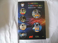 2011 CLARE GAA Yearbook Gaelic Games Hurling Football