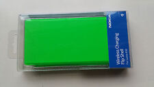 Official Sealed Nokia Lumia 830 Wireless Charging Flip  Case CP-627 - GREEN
