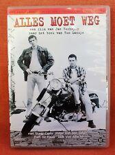 ALLES MOET WEG // STANY CRETS - PETER VAN DEN BEGIN   -  !!! DVD !!!