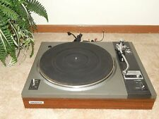 1977 PIONEER PL-115D Automatic Stereo Turntable (Wood Base) ~ Made in Japan