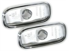 CLIGNOTANTS LATERAUX AUDI A3 8L 2000-2003 A4 B5 BERLINE 1999-2000 CHROME CRISTAL