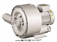 Pacific Regenerative Blower PB-602 (HRB-602), Ring, Vacuum and Pressure Blower
