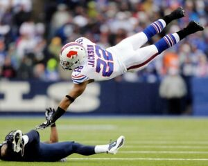 FRED JACKSON 8X10 PHOTO BUFFALO BILLS PICTURE NFL FOOTBALL GAME ACTION