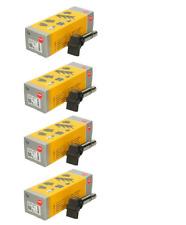 4 NGK ZÜNDSPULE AUDI A1 A2 A3 VW POLO 9N TOURAN GOLF 5 6 1,4 1,6 16V TSI TFSI
