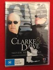 Clarke & Dawe : Tactical Response Unit NEW DVD Region 4 PAL ABC Shops exclusive