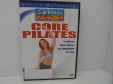 Caribbean Workout - Core Pilates (DVD, 2006) Genuine Disk Original Case