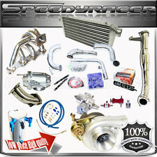fits 1989-1994 Nissan 240SX S13 GT3076 turbo with Internal Wastegate Turbo Kits