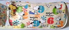 New Japan Peanut Snoopy Cosmetic Pencil Bag