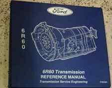 2006 2007 2008 FORD EXPLORER MERCURY MOUNTAINEER SPORT TRAC TransMission Manual