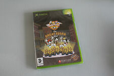 NEW & SEALED ANIMANIACS THE GREAT EDGAR HUNT FOR THE ORIGINAL XBOX, FREE REC DEL