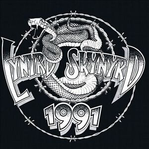 Lynyrd Skynyrd 1991 by Lynyrd Skynyrd (CD, Jun-1991, Atlantic (Label))
