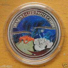 New listing Palau Color Coin Mermaid 2003 Unc