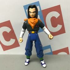 DBZ Irwin Toys Bandai Dragon Ball Z Series 4 Android 17 Figure