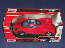 1:18 Motormax - PAGANI Zonda C12 rot