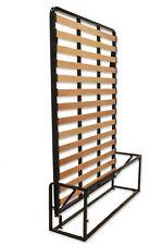 Schrankbett | Klappbett | Funktionsbett | Wandbett- Gestell vertikal 160x200