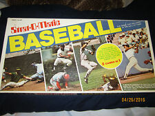 1962 REISSUE  Strat O Matic  Baseball CARD NEAR MINT! 20 TEAMS COMPLETE!