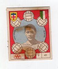 figurina CALCIO VAV 1959/60 NUMERO 42 SAMPDORIA OCWIRK