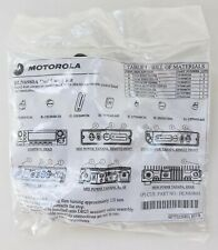 New Motorola Hln6980A Dust Cover Kit Apx 6500 Xtl 5000 Free Shipping