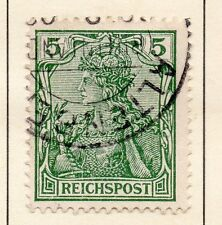 Germany 1900 Early Issue Fine Used 5pf. 151503