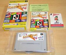 Super Famicom:  J. League - Excite Stage '94