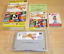 Super Famicom:  J. League - Excite Stage '94