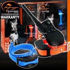 HoundHunter SportDOG SD-3225 Remote Trainer 2-Mi Collar SDR-AH Waterproof 2-DOG