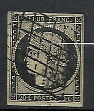 YT n° 3 de 1849 CERES  oblitéré