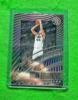 BOJAN BOGDANOVIC SEASON HIGHLIGHTS CARD UTAH JAZZ 2019-20 ILLUSIONS BASKETBALL