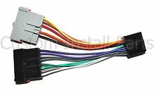 Ford Radio Adapter Wire Wiring Harness Old To New Style Factory Stereo Install