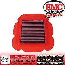 PER SUZUKI DL 650 V-STROM 2009 2010 2011 2012 FM378/04 FILTRO ARIA SPORTIVO BMC