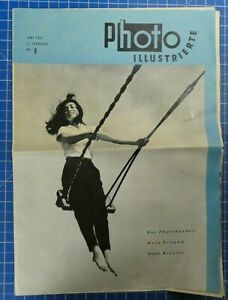 Photo Illustrierte Juni 1957 11.Jahrgang Nr.6 H-631