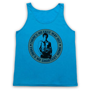 NO EASY WAY OUT UNOFFICIAL ROCKY BOXING FILM STALLONE ADULTS VEST TANK TOP