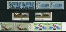 TRAINS OF UNITES STATES,-''STAMP CENTENARY'',CHARTER>1947/52- HUNGARY,-MALDIVES