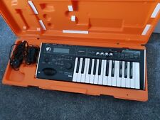Korg Micro X Synth Synthesizer with Hard Case, Excellent Condition, Barely Used