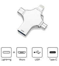 Chiavetta USB 256GB per iPhone Android
