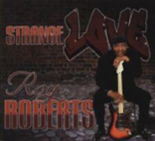 Strange Love [Digipak] by Roy Roberts (CD, Apr-2011, Ocean Beach Records)