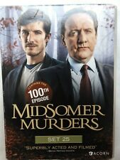 Midsomer Murders: Set 25 - Contains 100th Episode- Clean, Excellent condition