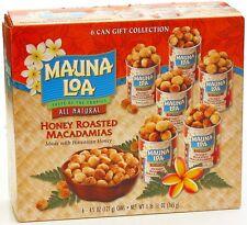 HONEY ROASTED ~ MAUNA LOA MACADAMIA NUTS GIFT SET