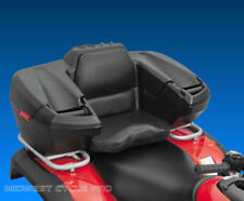 NEW! Quadboss ATV Rest-N-Store Rear Trunk Storage Unit with Seat (156711)