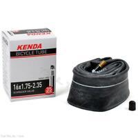"""Kenda 16"""" x 1.75 2.125 2.35"""" Schrader Valve Inner Tube for Kids Bike / Stroller"""