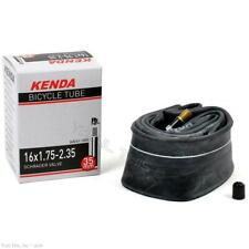 "Kenda 16"" x 1.75 2.125 2.35"" Schrader Valve Inner Tube for Kids Bike / Stroller"