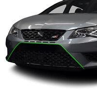 Neon Grün Stripes 2m 5mm Streifen Aufkleber Folie Markierungsfolie Auto KX003