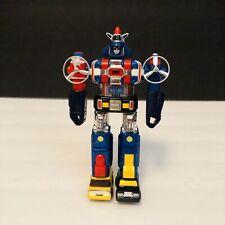 "Vintage 1982 Bandai Voltron Japanese Robot Warrior Transformer Figure 9"" GB-75"