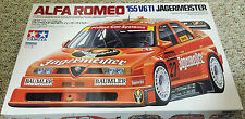 Tamiya 1/24 Alfa Romeo 155 V6 Ti Jagermeister