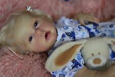Reborn baby doll kit Penny by Natali Blick