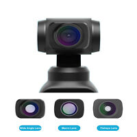 Wide-Angle/Macro/Fisheye Lens For DJI OSMO POCKET Camera Accessories Magnetic