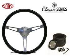 "HOLDEN LC Torana SAAS Classic Polyurethane Steering Wheel 380mm 15"" + Boss Kit"