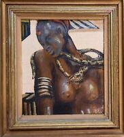 BEAU TABLEAU  ART -DECO   ANNEES 1920/30